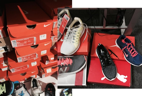 Wholesale Shoes - Asst-Nike-Addidas-Converse-Rebook