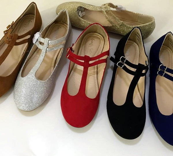 Wholesale Shoes - Flats 448