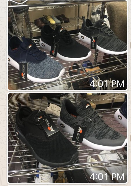 Wholesale Shoes - MGS-2019