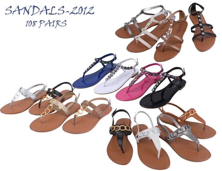 Wholesale Shoes - womens-sandals-003