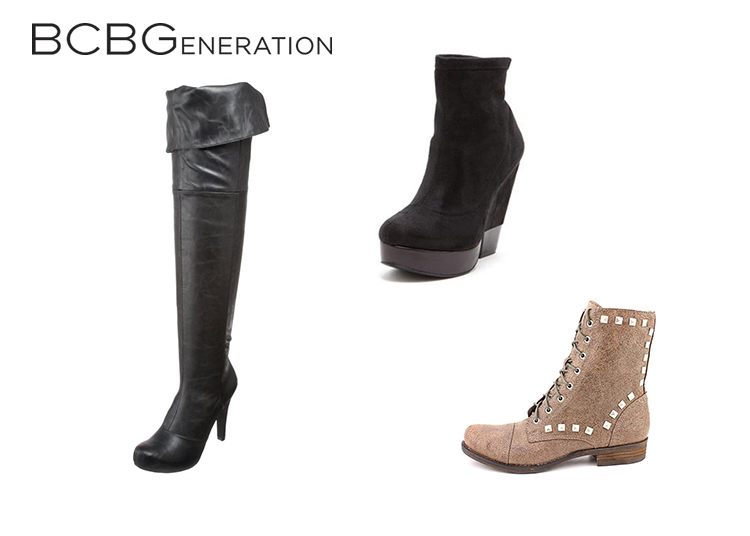 Wholesale Shoes - bcbgeneration