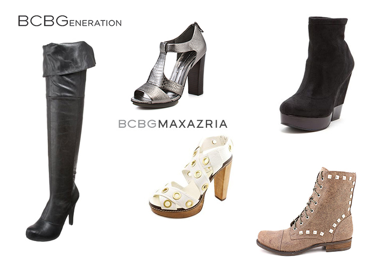 Wholesale Shoes - bcbg-mixhi