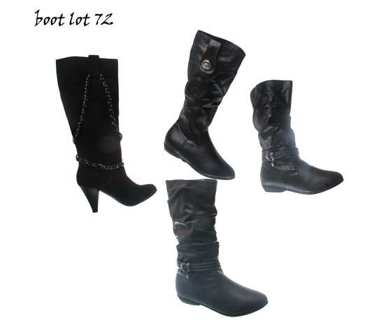 Wholesale Shoes - boot lot 72