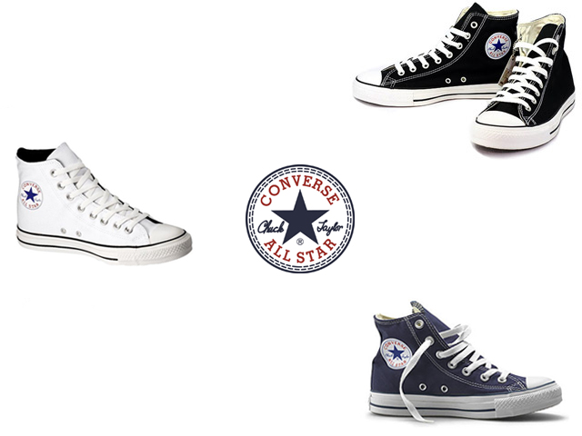 Wholesale Shoes - converse-allstar-hightop