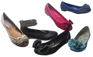 Wholesale Shoes - womens-flats-003