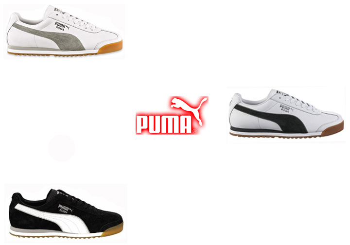 Wholesale Shoes - puma-mens-roma