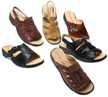 Wholesale Shoes - womens-comfort-sandals-001 -