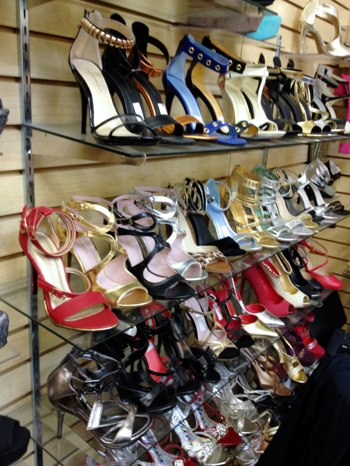 Wholesale Shoes - Mix-100 -
