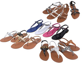 Wholesale Shoes - womens-sandals-003 -