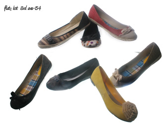 Wholesale Shoes - flats-lot--3rd-ave-54 -