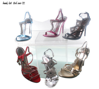 Wholesale Shoes - heels-lot--3rd-ave-72 -