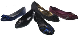 Wholesale Shoes - womens-flats-005 -