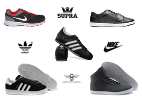 Wholesale Shoes - branded-mens-mix-4 - Authenticity guaranteed or your money back.