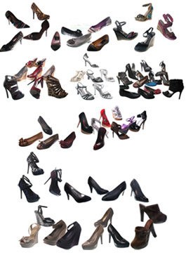 Wholesale Shoes - womens-container-002 -